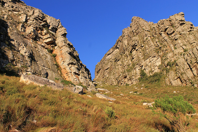 Easiest hike up Table Mountain