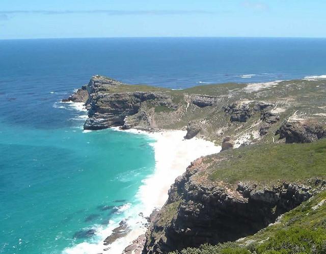 Cape Town Beach Cape Point