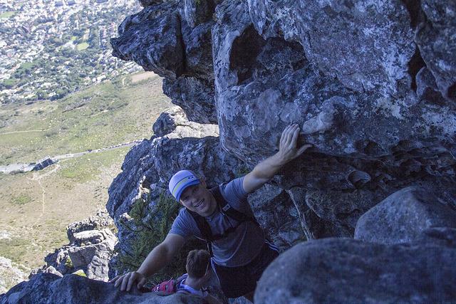 Table Mountain favourite hike