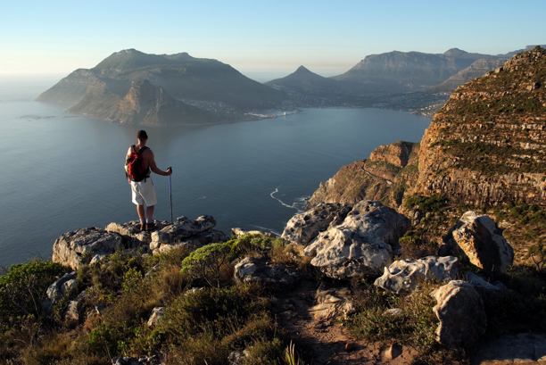 Cape Town hiking locations