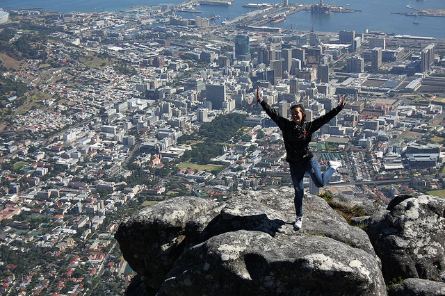 Table Mountain guide to hike