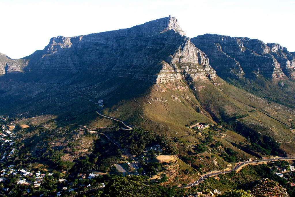 Table Mountain planning